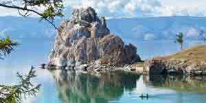 Самые красивые озера России: топ 5