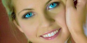 Страны с девушками у которых самые красивые голубые глаза