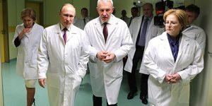 Постройка «национальной пациентоориентированной системы здравоохранения» пока откладывается