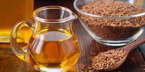 Льняное масло: химический состав, перечень витаминов, применение