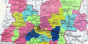 Памятка туриста список районов Кировской области
