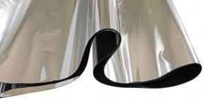 Металлизированная пленка: разновидности, преимущества и сфера применения