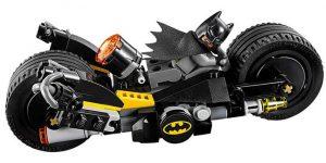 Из чего собрать мотоцикл Бэтмена своими руками?