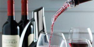 Стильный барный аксессуар — аэратор для вина
