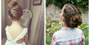 Аккуратные прически для маленьких леди: идеи для школы, садика и различных мероприятий