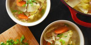 Блюда из пекинской капусты: идеи и рецепты